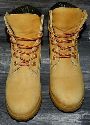 Timberland ! оригинальные, кожаные невероятно крутые ботинки
