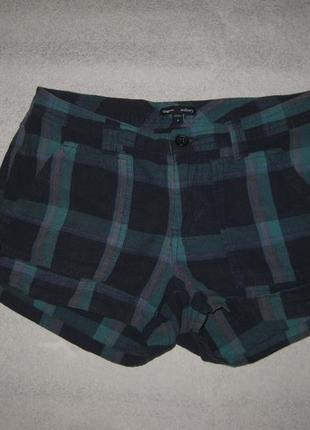 Размер м, хлопковые шорты gap