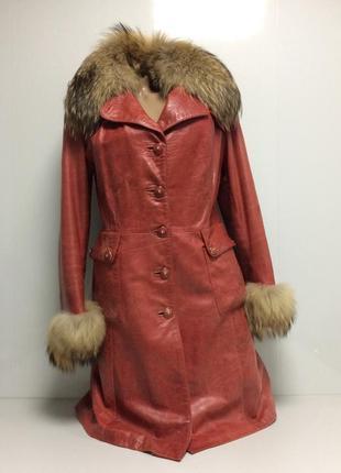 Пальто marco pelle