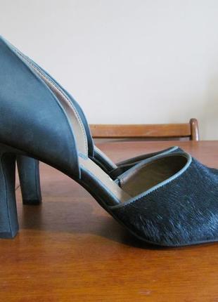 Туфли на каблуке ecco