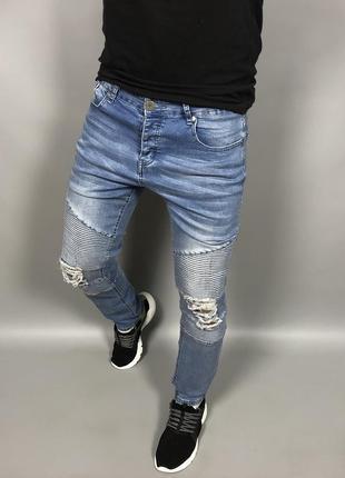 Мужские джинсы от boohoo (#1s23)