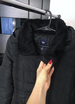 Куртка пухових gap