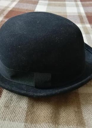 Фетровая шляпа h&m, коллекция этого года