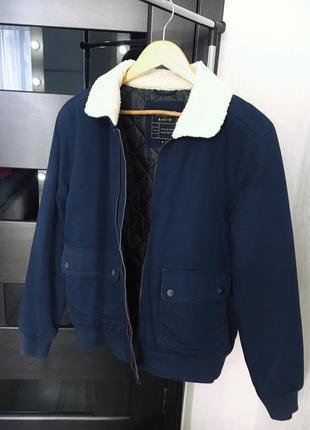 Мужская куртка с утеплителем