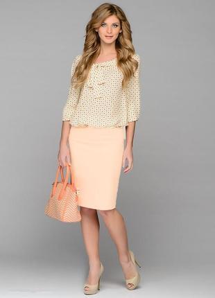 Шерстяная брендовая юбка calvin klean