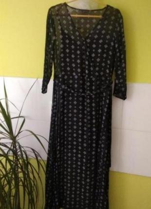 Шикарное платье из вискозы от river island