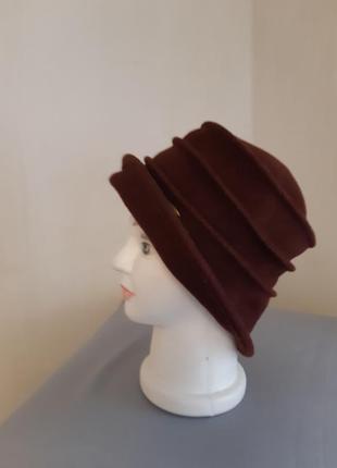Шляпа из мягкого фетра tonak