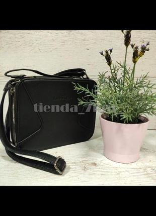 Женская сумка через плечо / повседневный клатч little pigeon 11890a черный