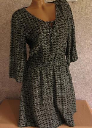 Новое модное элегантное платье esmara размер eur 42