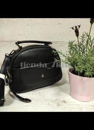 Женская сумка через плечо / повседневный клатч little pigeon 11891 черный