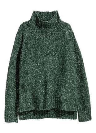 Вязанный свитер h&m