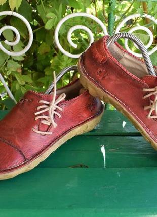 Туфли-мокасины el naturalista