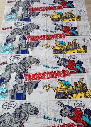 Постельное белье трансформеры