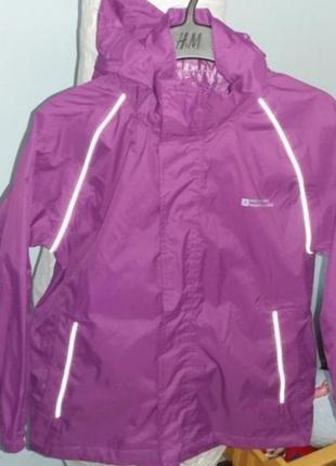 Куртка ветровка от  mountain