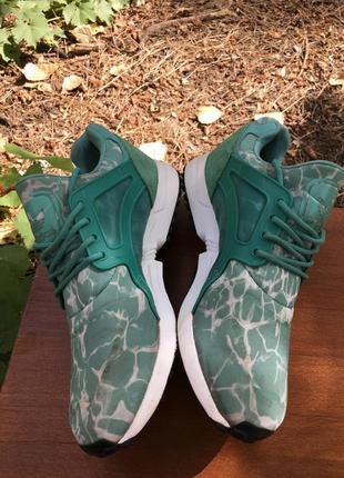 Кроссовки adidas racer lite sea green легкие,зеленые р.40 original
