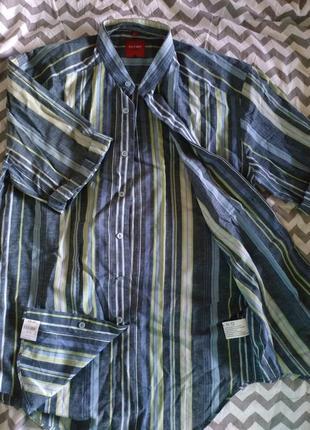 Рубашка, натуральная ткань , размер