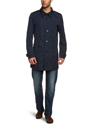 Тренч\плащ strellson premium westwick trench coat slim fit