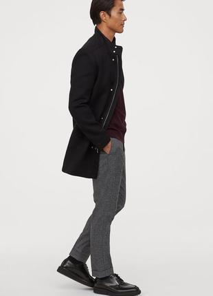 Пальто чоловіче h&m