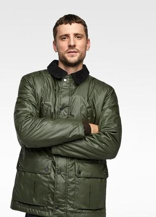 Мужская деми куртка zara