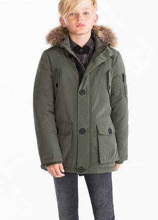 Куртка для подростка рост 176 here&there германия куртка для хлопчика