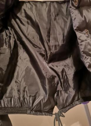 Тёплая демисезонная куртка philipp plein xs-s6 фото