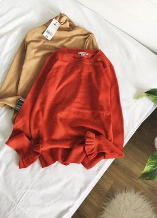 Шикарний тепленький светр від whistles/100% шерсть