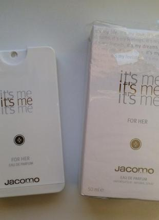 Jacomo it's me for her 50 ml