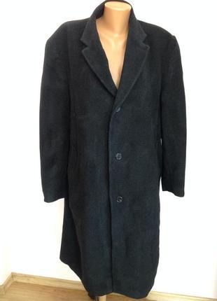 Мужское шерстяное пальто. 52/ brend taylors