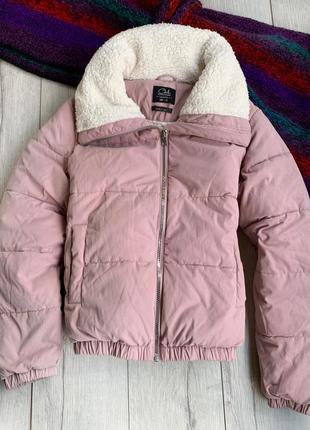 Зимняя куртка, короткая куртка (зима)