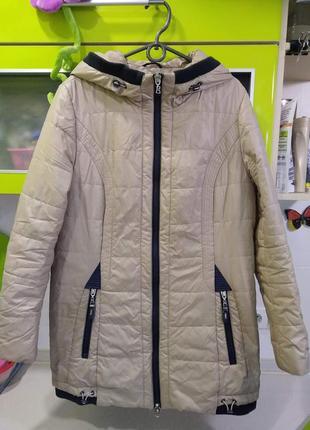 Парка куртка пальто р 48-50