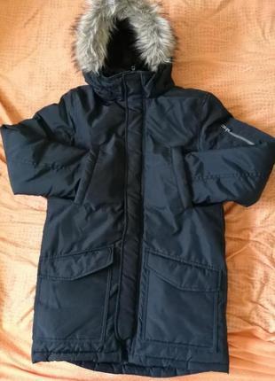 Шерная длинна парка курточка куртка синтипон 300 новая!