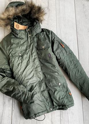 Зимова куртка ,пуховик spirit нова