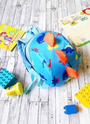 Детский рюкзак для мальчика1 фото