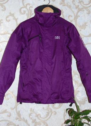 Фиолетовая термокуртка helly hansen,куртка, m,38,46,10