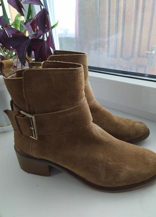 Женские ботинки - ботильоны 38 р
