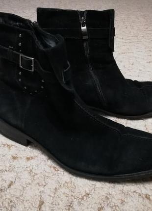 Сапоги зимние, ботинки roberto botticelli