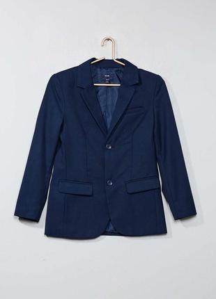 Пиджак подростковый от kiabi, оригинал франция сток