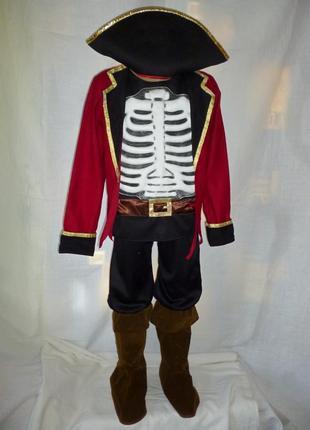 Костюм пирата на  8-10 лет