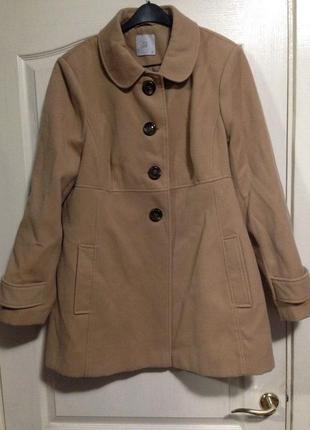 Пальто осень-весна 22 размер