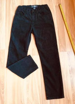 Вельветовые штаны на осень
