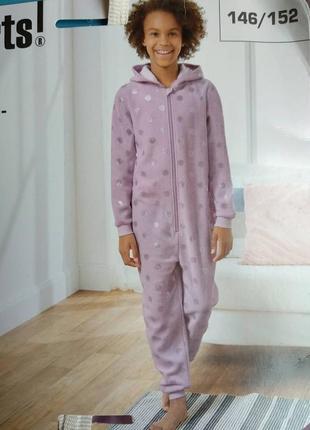Кигуруми піжама для дівчинки 146/152см
