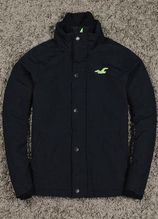 Куртка на флисе hollister