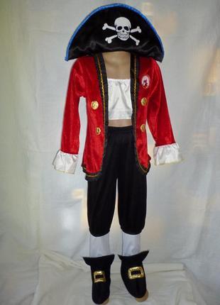 Костюм пирата на 5-7 лет