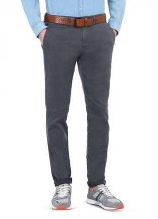 Napapijri брендовые мужские брюки чинос w36 l34