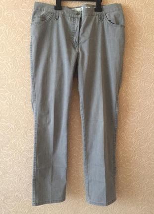 Фирменные джинсы дорогого немецкого бренда brax, размер xl