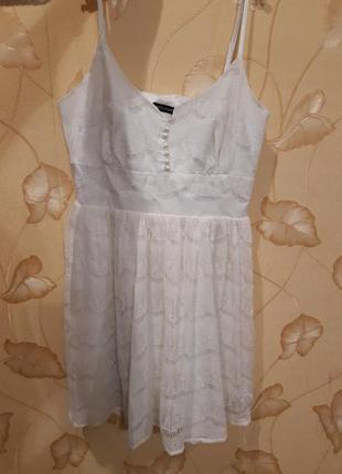 Кружевное платье atmosphere сукня плаття
