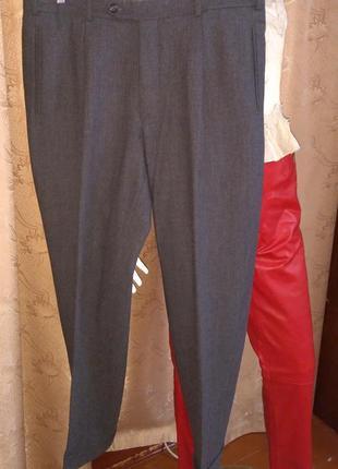 Yves saint laurent брюки шерсть