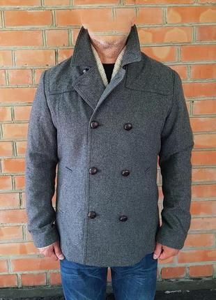 Ted baker пальто шерстяное оригинал (l)
