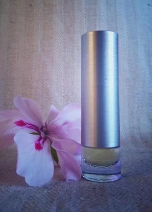 Парфюмерная миниатюра contradiction от calvin klein 3,7 мл. parfum, снятость