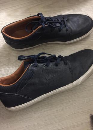 Ботинки lacoste 44р